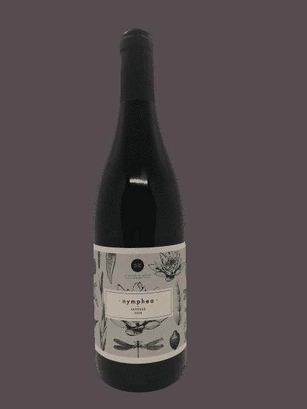 nymphe, vin blanc bio suisse, maison du moulin