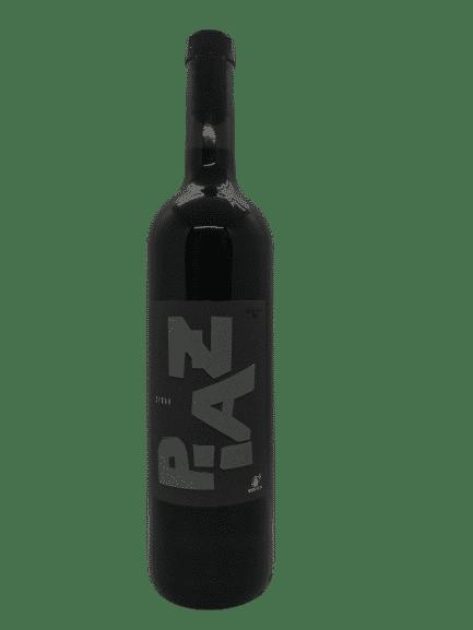 syrah piaz, vin rouge bio du tesson, bianchi